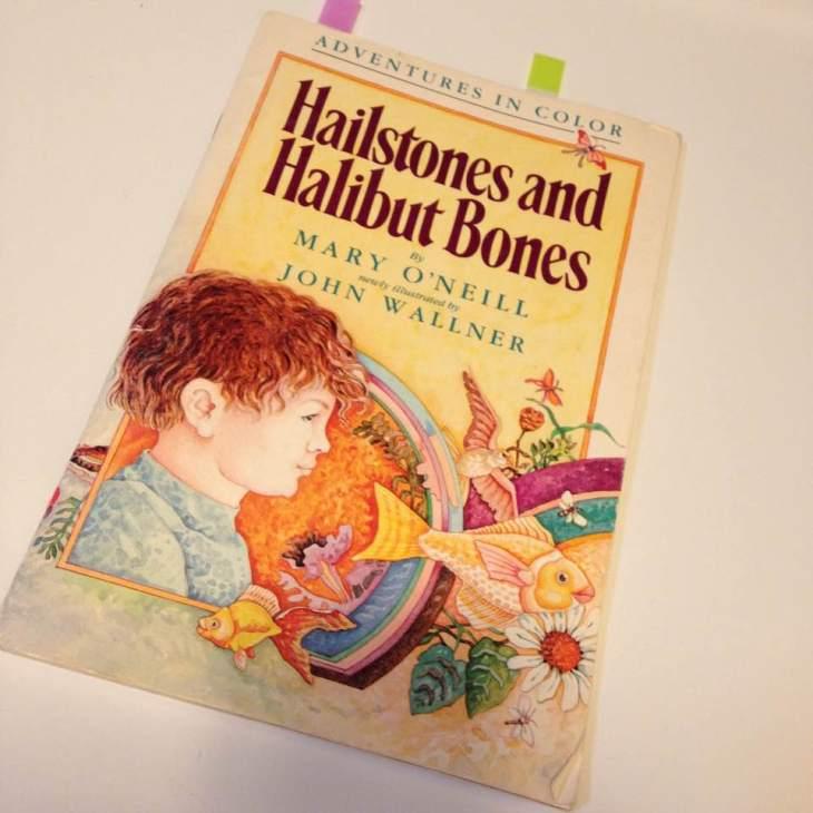 Halistones and Halibut Bones