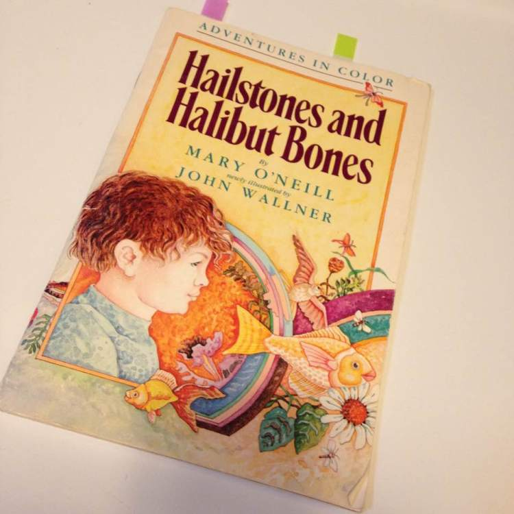 Halistones and Halibut Bones