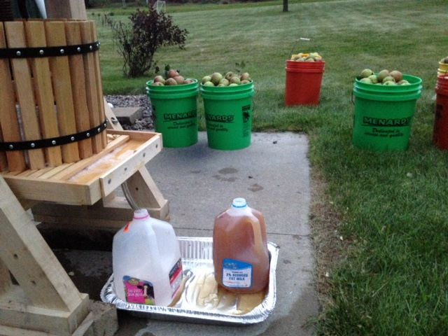cidermaking