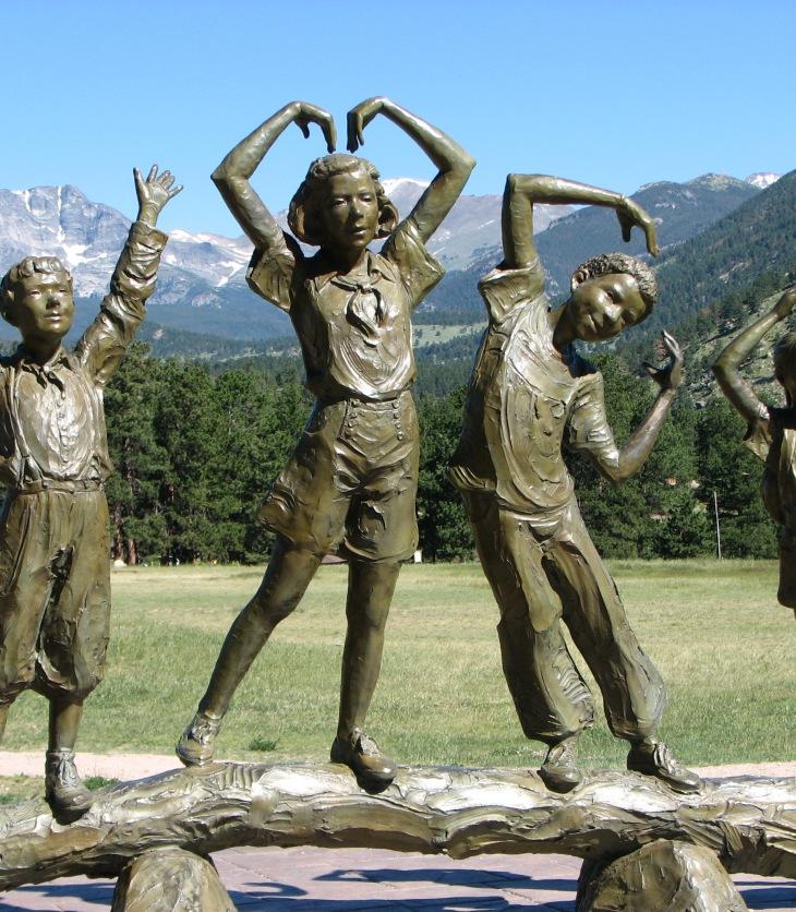 Travel Photography - Estes Park Colorado