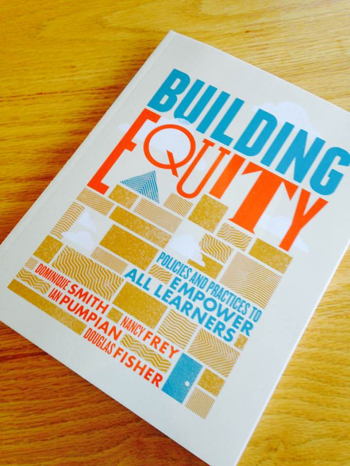 equity book from ASCD