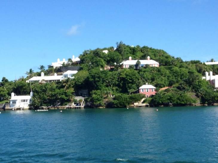 Bermuda Ferry View 2017