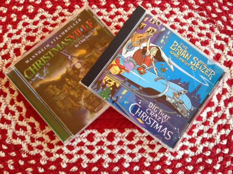 Christmas CD4