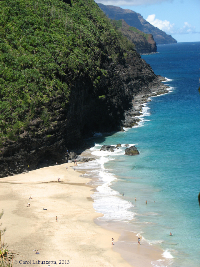 Photo Challenge Exotic Scenes From The Na Pali Coast Of