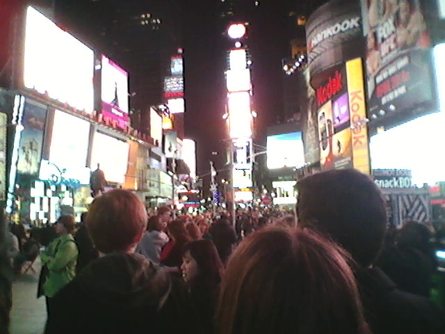 Times Square NYC 2013