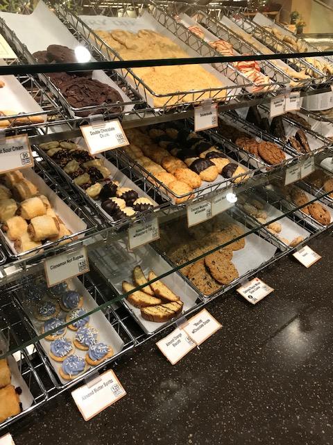 Bakery Items at Wegmans