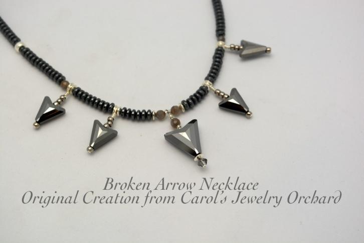 brokenarrownecklace