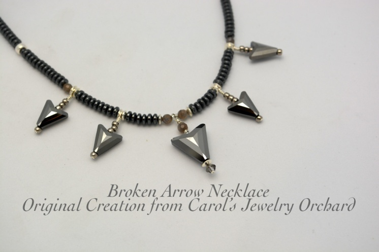 brokenarrownecklace