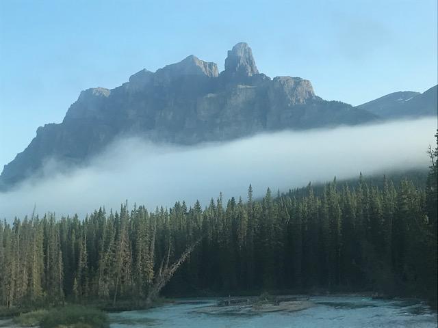 Banff Fog