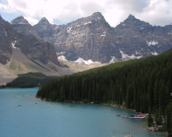 Moraine Lake Banff NP19